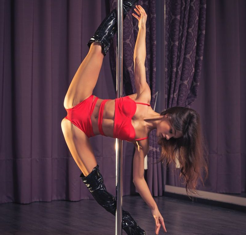 инструктор pole dance и exotic pole dance